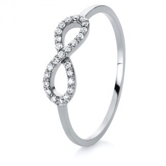 14 kt white gold multi stone with 25 diamonds 1C777W453-1