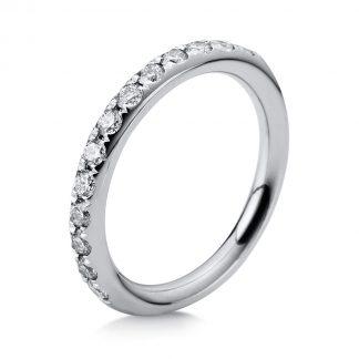 18 kt white gold eternity half with 16 diamonds 1B815W853-1
