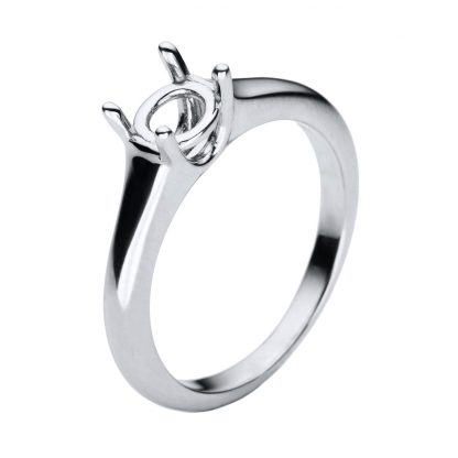 18 kt white gold mounting  1A505W854-2