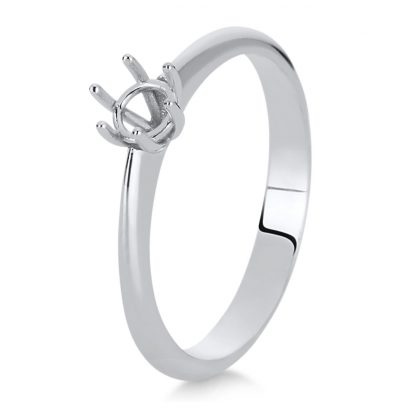 18 kt white gold mounting  1A513W854-9