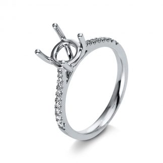 18 kt white gold mounting with 20 diamonds 1B066W853-4