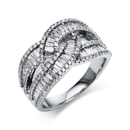 18 kt white gold multi stone with 212 diamonds 1D486W853-2