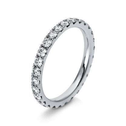 18 kt white gold multi stone with 28 diamonds 1R909W854-4