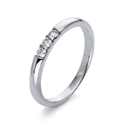 18 kt white gold multi stone with 3 diamonds 1Q774W854-1