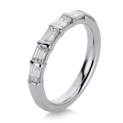 18 kt white gold multi stone with 5 diamonds 1A784W856-2