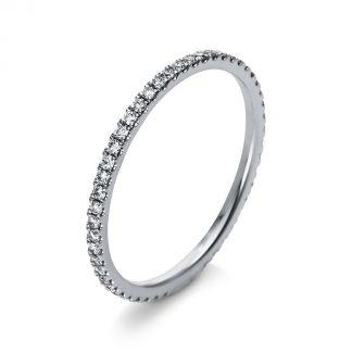 18 kt white gold multi stone with 51 diamonds 1R901W854-1