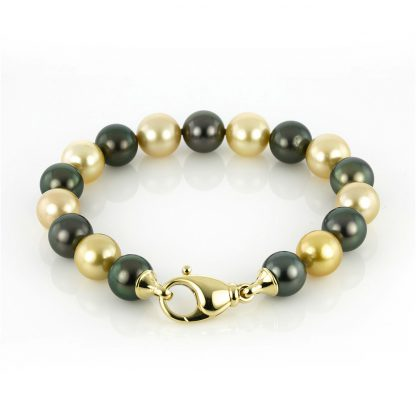18 kt yellow gold bracelet  5A044G8-1