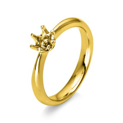 18 kt yellow gold mounting  1C484G855-2