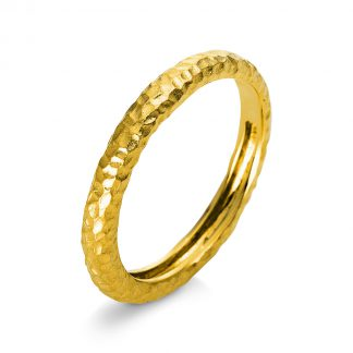 18 kt yellow gold plain  1P646G853-1