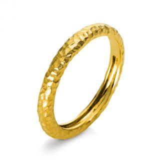 18 kt yellow gold plain  1P646G853-1