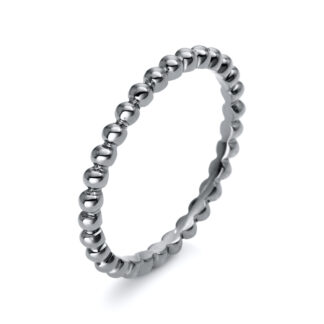 18 kt fehérarany karikagyűrű  1M985W853-1