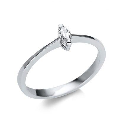 14 kt fehérarany szoliter 1 gyémánttal 1U605W452-1