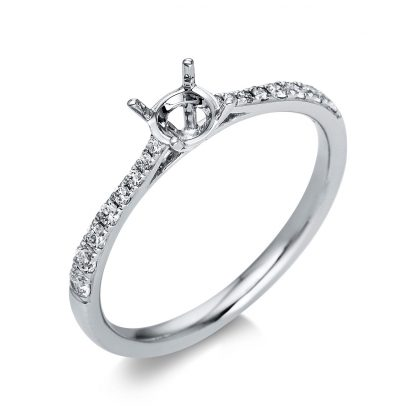 14 kt white gold mounting with 16 diamonds 1I036W454-3
