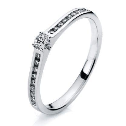 14 kt white gold multi stone with 19 diamonds 1A190W455-3