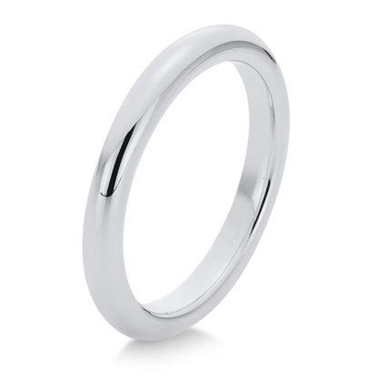 18 kt fehérarany karikagyűrű  1H972W853-1