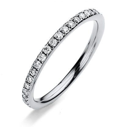 95 kt  körbe köves eternity 43 gyémánttal 1C374P553-1