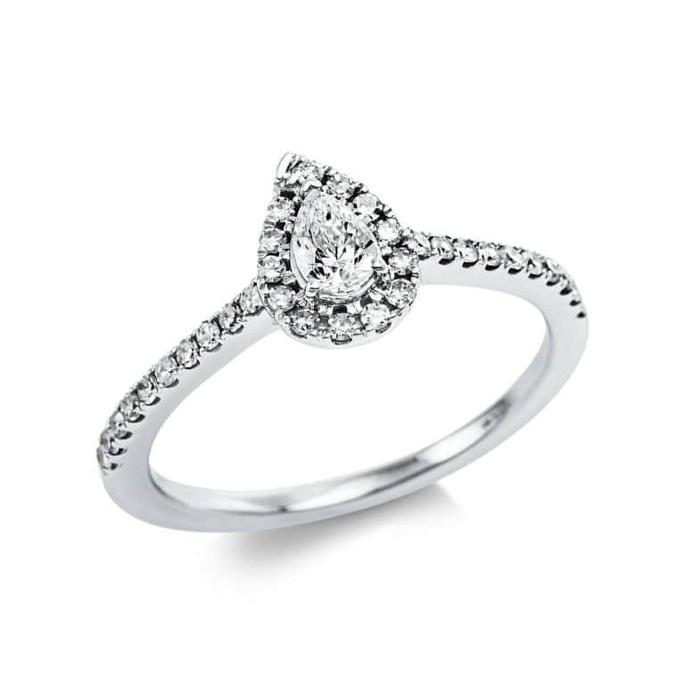 14 kt fehérarany szoliter oldalkövekkel 34 gyémánttal 1V623W454-1