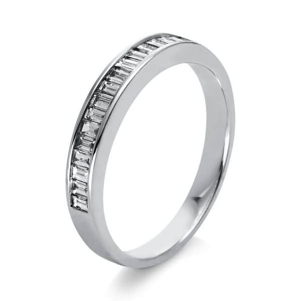 18 kt fehérarany félig köves eternity 17 gyémánttal 1O988W853-2