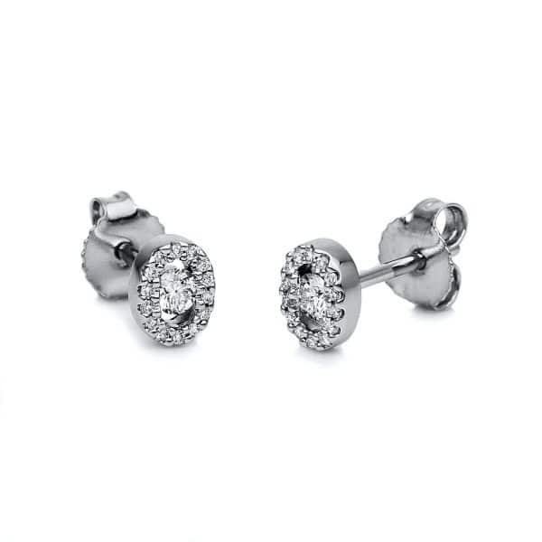 18 kt fehérarany steckeres 30 gyémánttal 2G236W8-7
