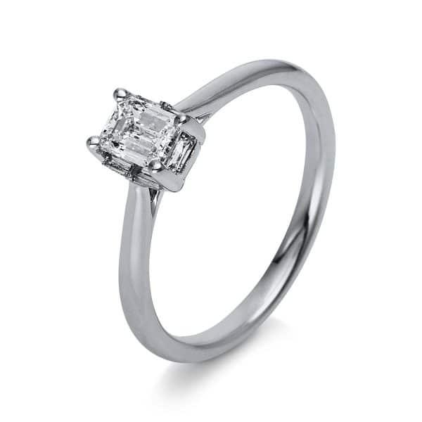 18 kt fehérarany szoliter 1 gyémánttal 1R880W853-1
