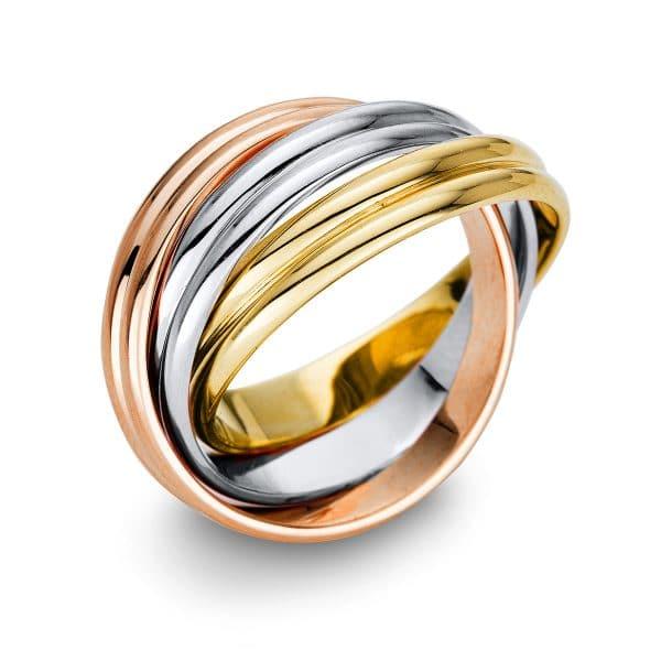 18 kt  karikagyűrű  1U577T851-1