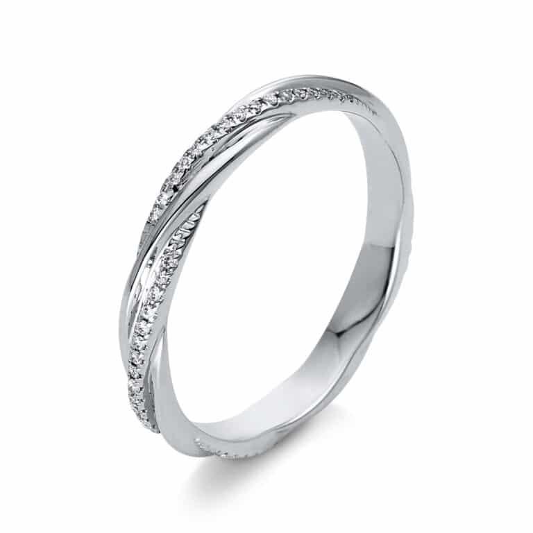 14 kt fehérarany  64 gyémánttal 1S126W453-3