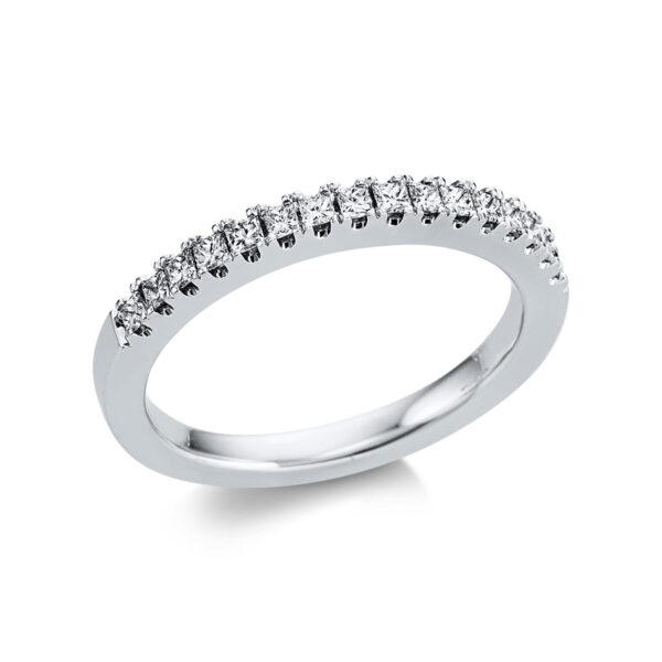 18 kt fehérarany félig köves eternity 16 gyémánttal 1W601W853-1