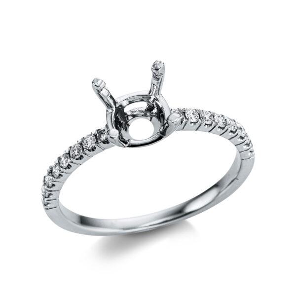 18 kt fehérarany foglalat 16 gyémánttal 1J602W853-2