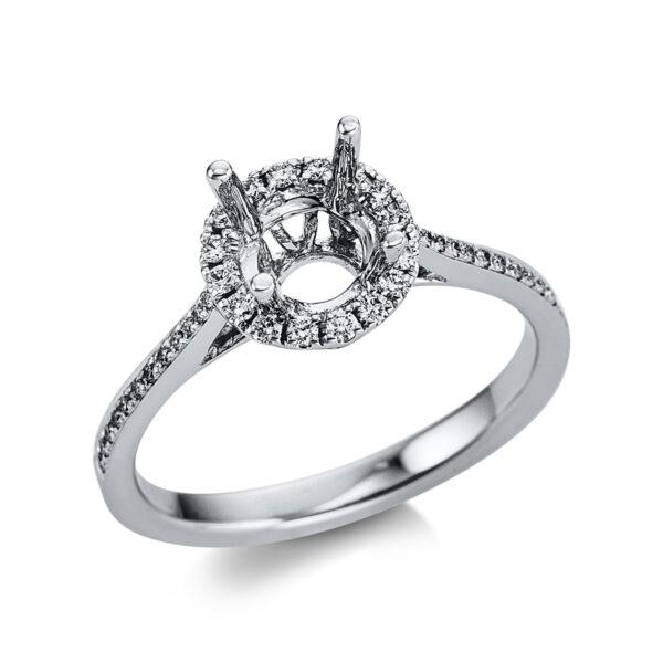 18 kt fehérarany foglalat 40 gyémánttal 1W636W853-1