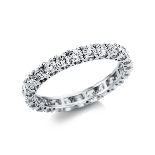 18 kt fehérarany körbe köves eternity 24 gyémánttal 1W743W854-1