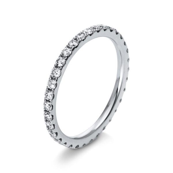18 kt fehérarany körbe köves eternity 34 gyémánttal 1R905W854-1